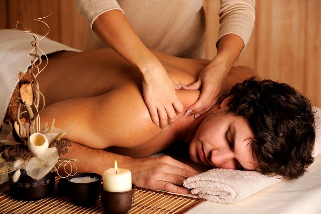 Body-to-body-massage ▷ What